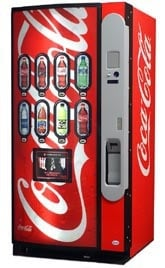 Coca-Cola Vending Machine