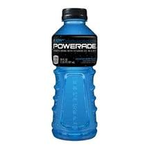 Blue Powerade 20oz