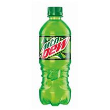 Mt Dew 20oz