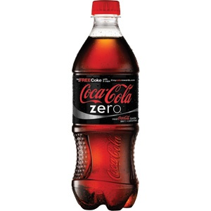 coke zero 20oz