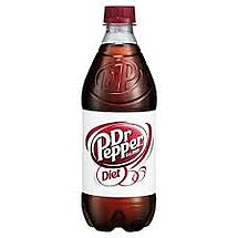 diet dr pepper 20oz