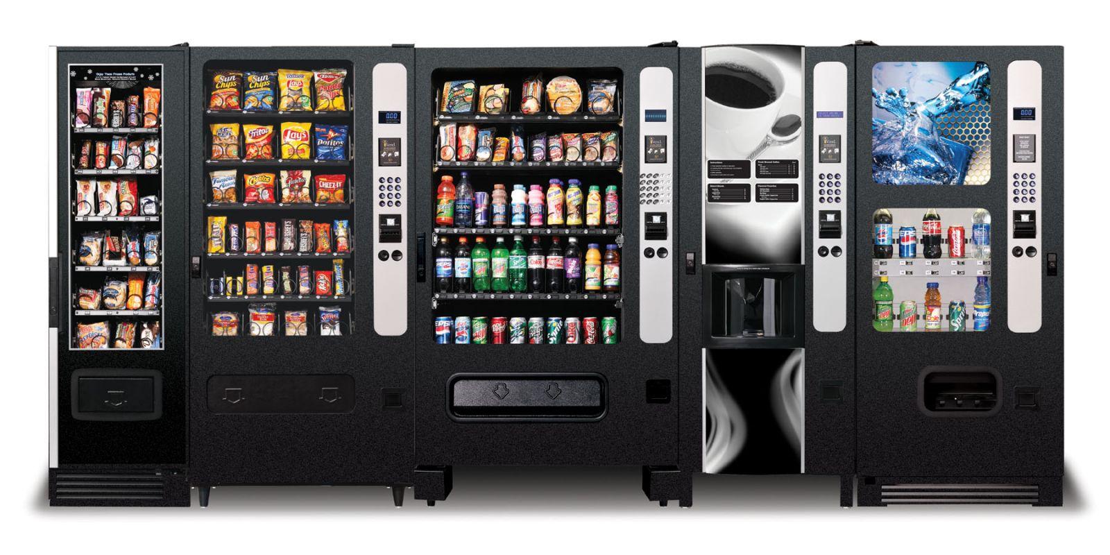 Office vending services
