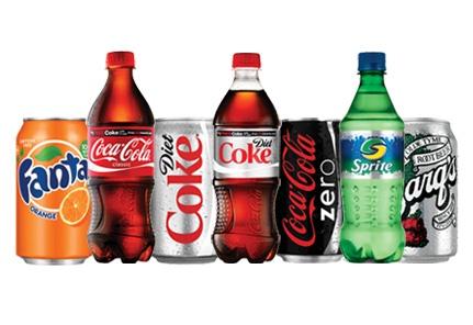 coca cola flavors