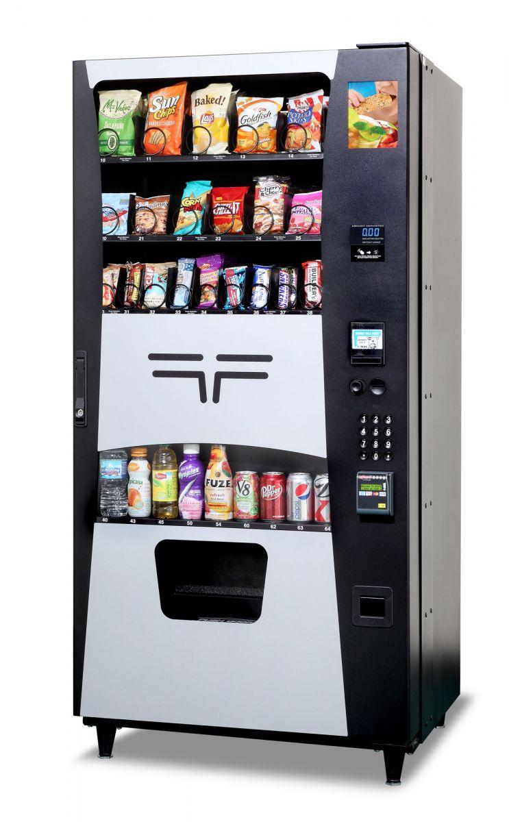Vending Machine Sales & Leasing