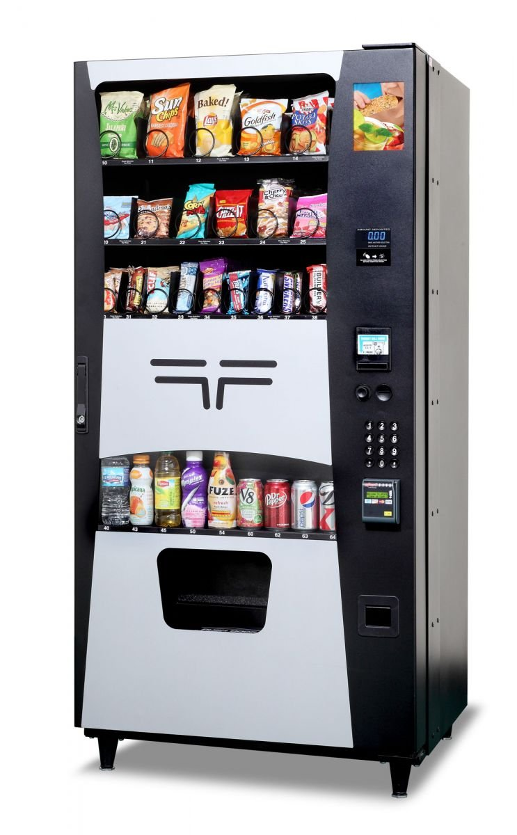 Vending Machine Sales & Leasing